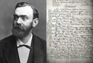 Megnézhetjük Nobel végrendeletét kép forrása: mult-kor.hu