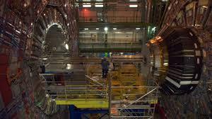 A hadronütköztető hihetetlenül érdekes