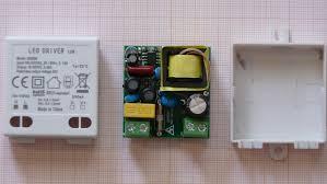 Áramgenerátor LED eszközökhöz