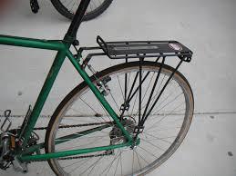 Kerékpár csomagtartó
