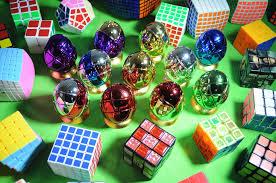 Rubik játékok