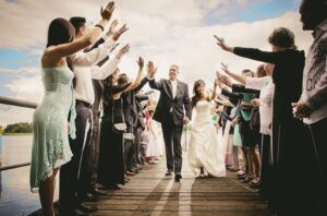 Feledhetetlen esküvő